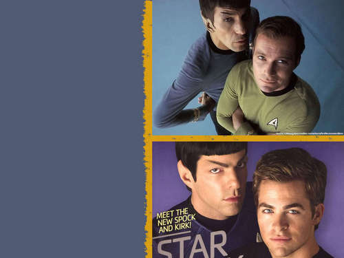Old and New Spirk