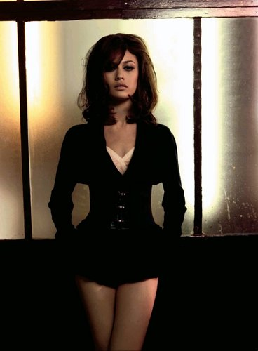 Olga Kurylenko | L'Optimum Magazine Photoshoot (March 2009)