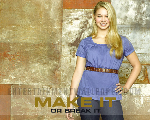 Make It or Break It wallpaper titled Pason Keler