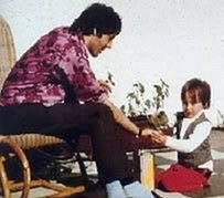 Paul McCartney wolpeyper called Paul & Julian