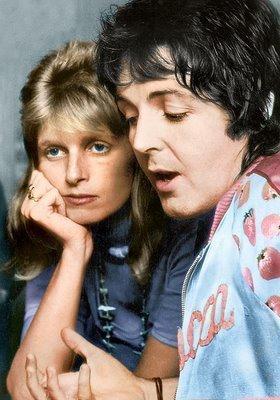 Paul & Linda