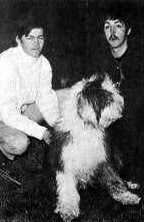 Paul, Mickey Dolenz, & Martha