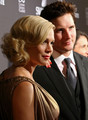 Peter and Jennie also at 2010 Costume Designers Guild Awards - twilight-series photo
