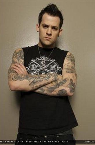 joel madden tattoos