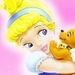 Princess Cinderella - little-disney-princesses icon