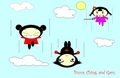 Pucca and friends