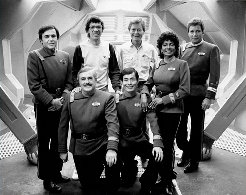 Rare Star Trek Photos