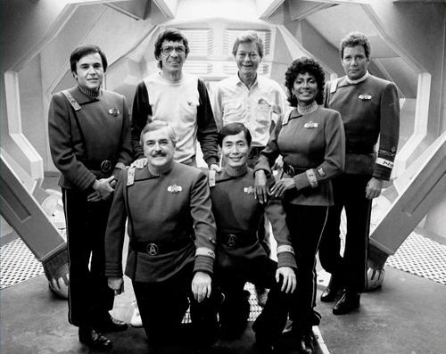 Rare bintang Trek foto
