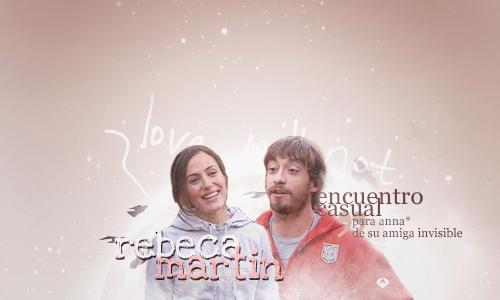 Rebeca y Martin