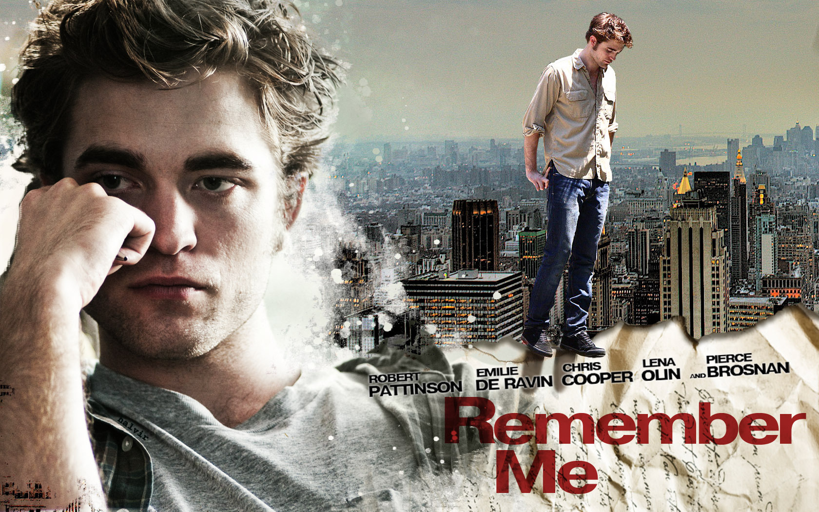 Rememebr ME - robert-pattinson wallpaper