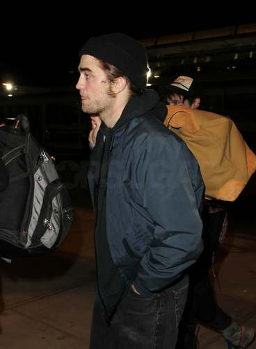 Rob Leaving NYC