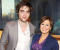 Rob Stops By The Early Show  - twilight-series photo