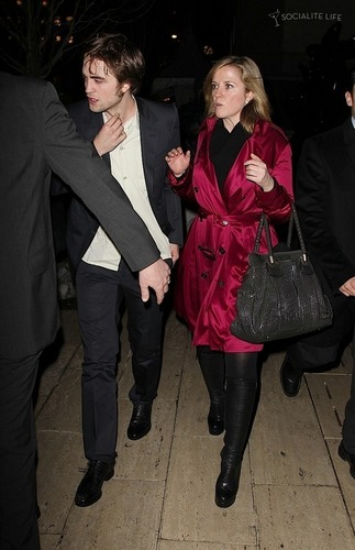 Rob at After Party