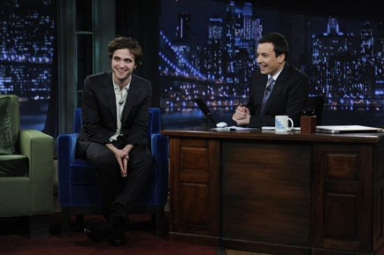 Rob with Jimmy