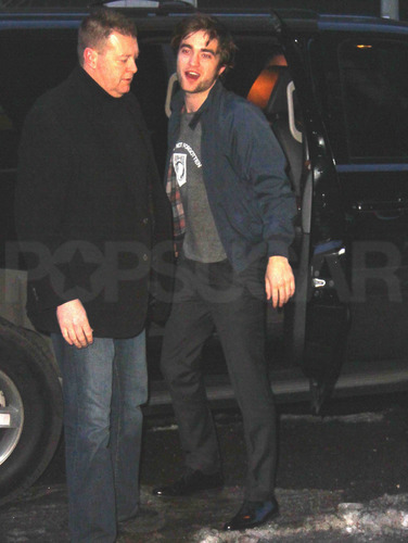 Robert Pattinson Cute, Hot and Bothered in New York