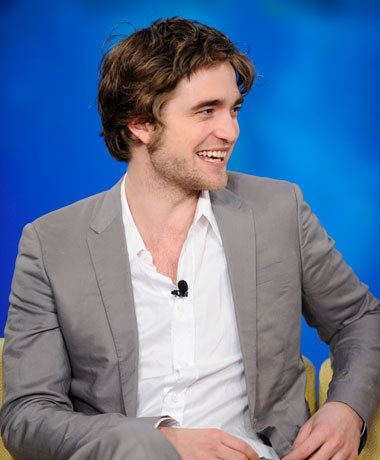 Robert Pattinson On The View