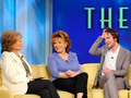 Robert Pattinson On The View - twilight-series photo