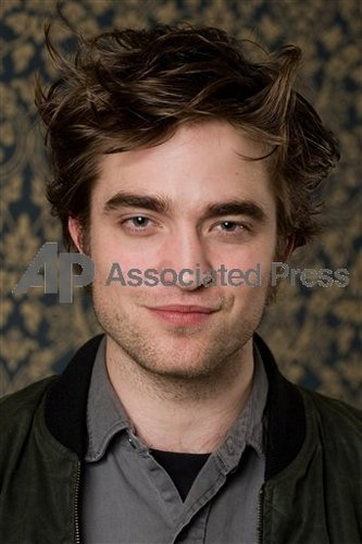 Robert Pattinson Portraits From The 'Remember Me' Press Junket