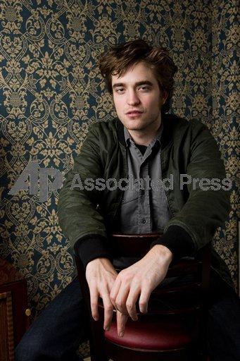 Robert Pattinson Portraits From The 'Remember Me' Press Junket