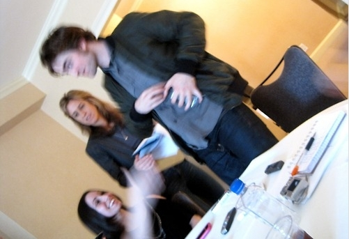 "Robert Pattinson ""Remember Me"" Press Junket Pics"