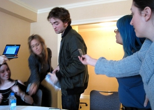 "Robert Pattinson ""Remember Me"" Press Junket Pics"