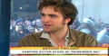 Robert Pattinson Today Show (March 1) - twilight-series photo