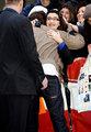 Robert Pattinson Visits The Today Show - robert-pattinson photo