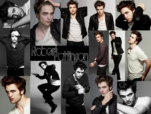 Robert Pattinson & Kristen Stewart wallpaper entitled Robert Pattinson Wallpaper