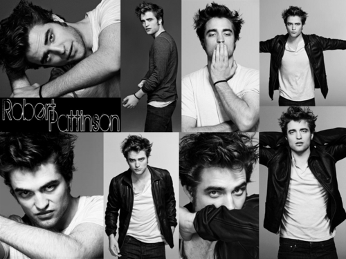 Robert Pattinson & Kristen Stewart wallpaper titled Robert Pattinson Wallpaper