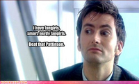 Robert gets PWNED দ্বারা Doctor Who!