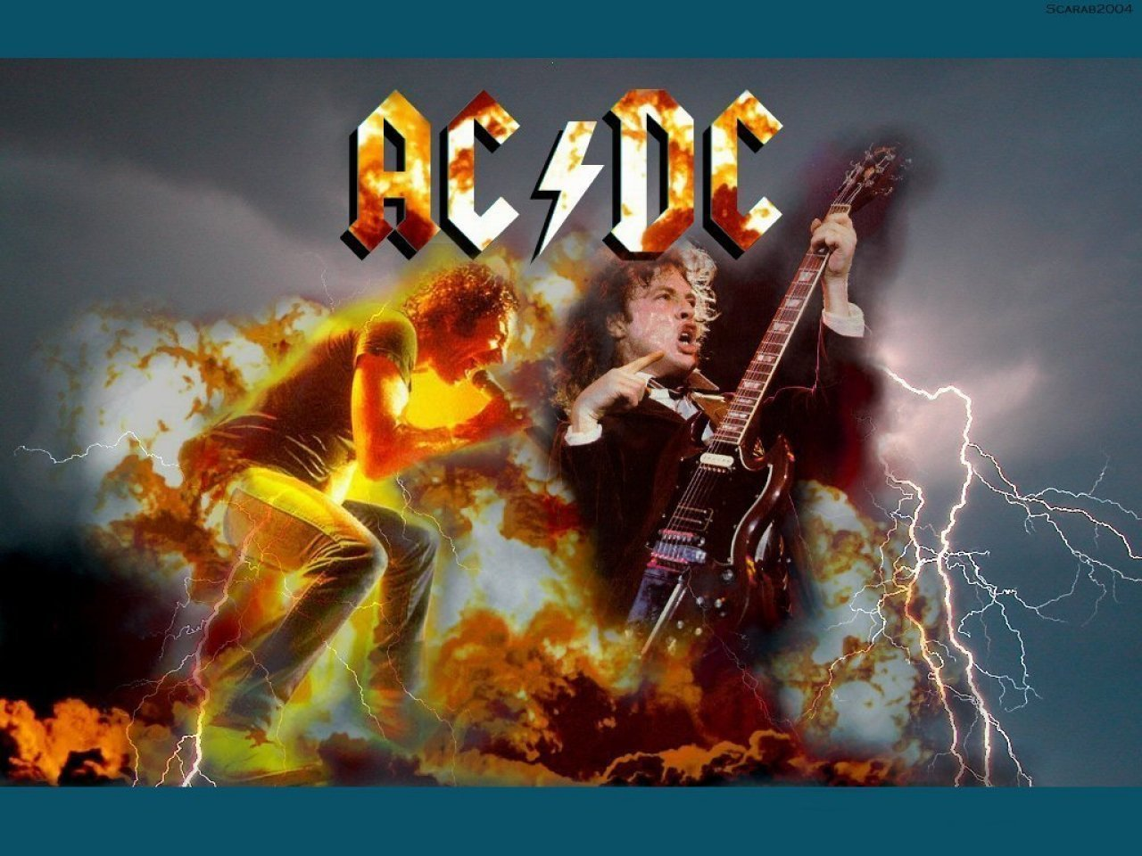 rocking ac dc wallpaper 10691909 fanpop
