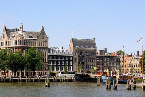 Rotterdam- Old Port