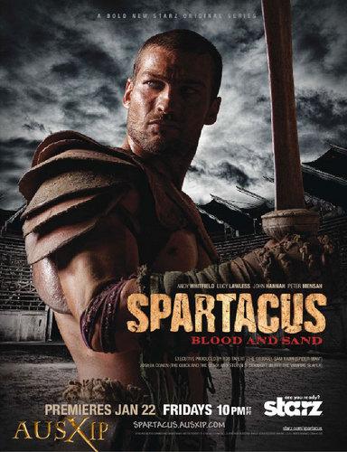 Spartacus – Le Sang des Gladiateurs