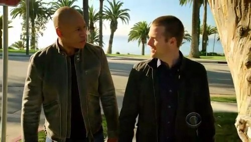 NCIS: Los Angeles wallpaper called Sam & Callen