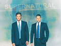 Sam & Dean - sam-winchester wallpaper