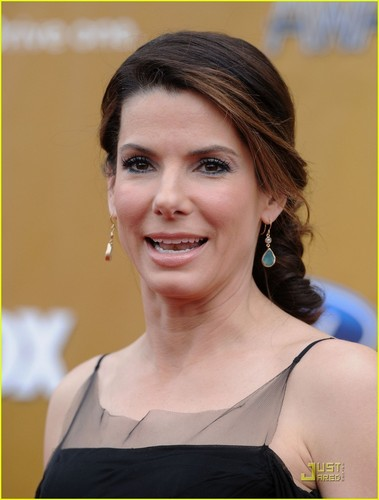 Sandra Bullock wallpaper entitled Sandra @ 2010 NAACP Image Awards