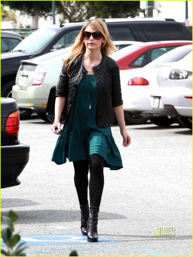 Sarah out in Beverly Hills