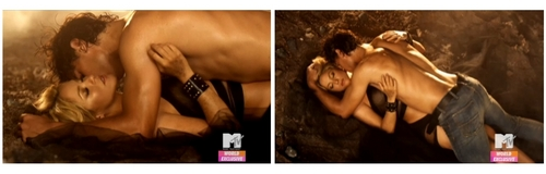 Shakira wallpaper entitled Screencaps GYPSY Videoclip