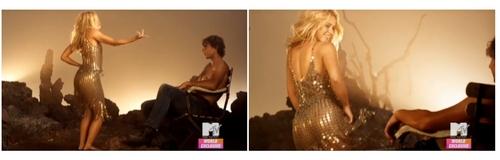 Screencaps GYPSY Videoclip