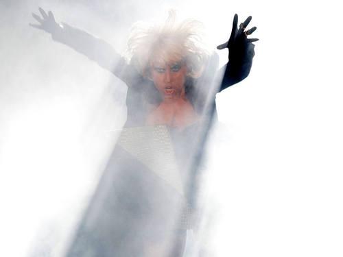 Sexy Lady Gaga wolpeyper