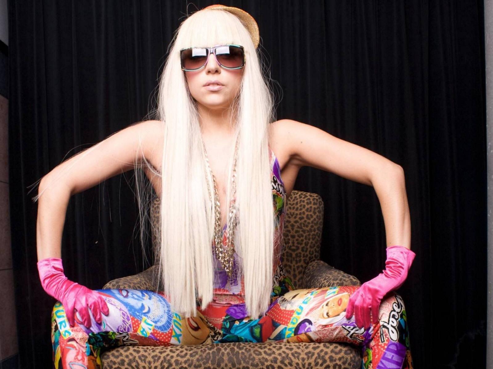 Sexy Lady Gaga hình nền