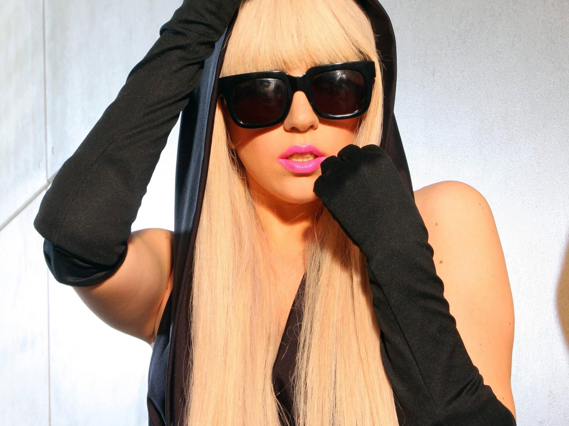 Sexy Lady Gaga वॉलपेपर