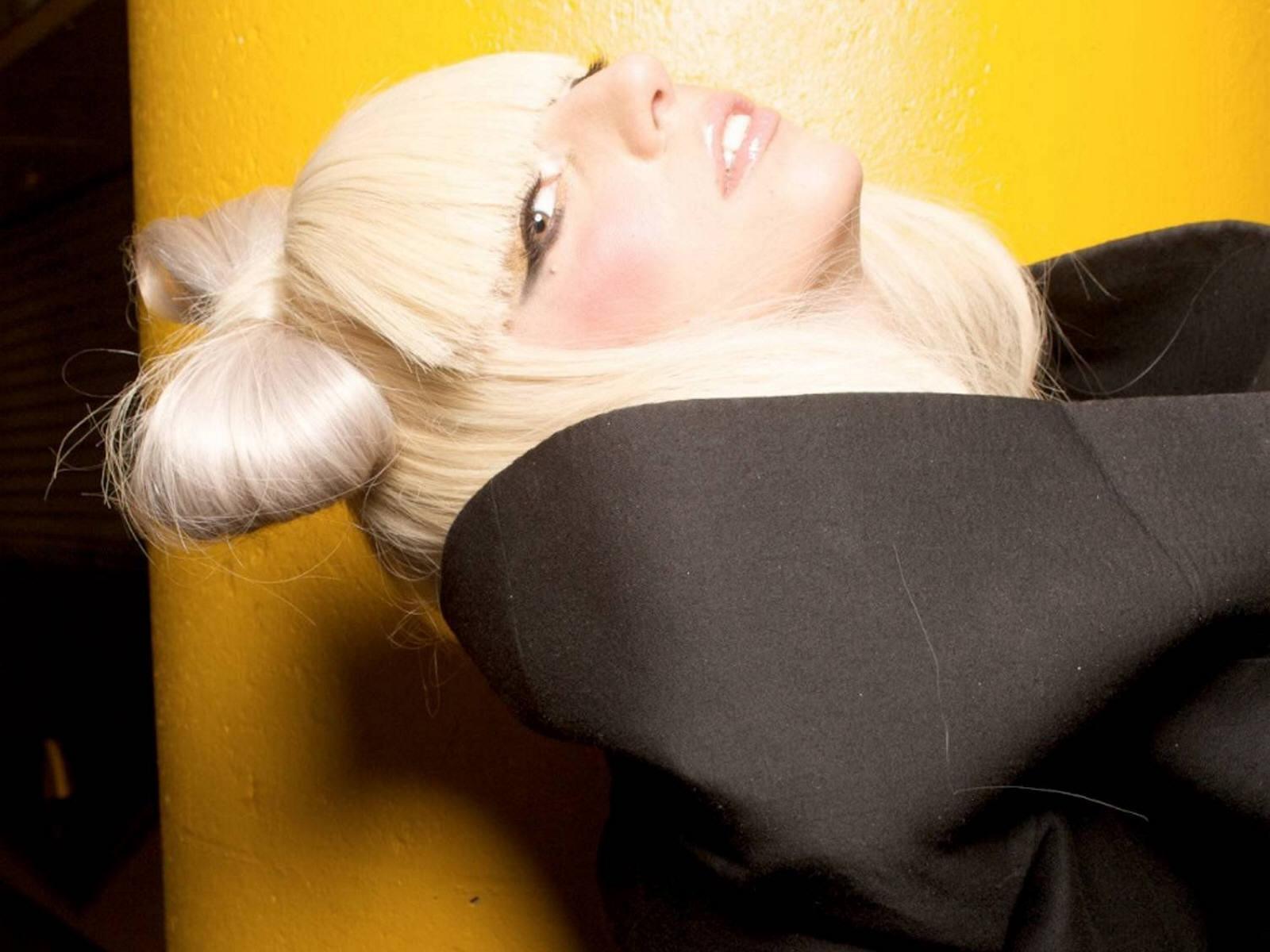 Sexy Lady Gaga দেওয়ালপত্র