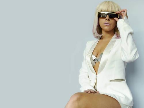 Lady Gaga karatasi la kupamba ukuta entitled Sexy Lady gaga karatasi la kupamba ukuta