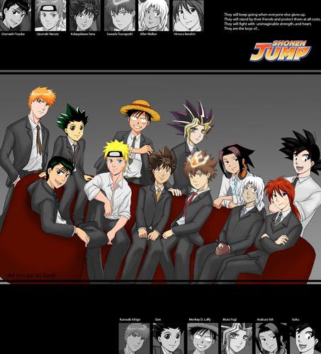 Shonen Jump Boys