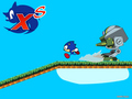 Sonic Xs - sonic-x wallpaper