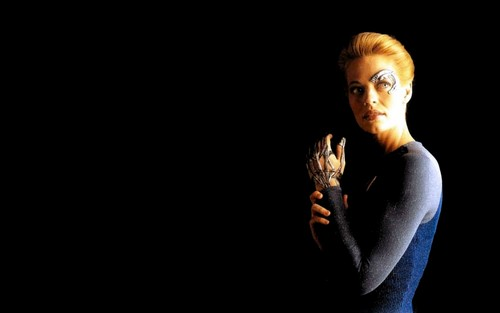 femmes dans Star Trek