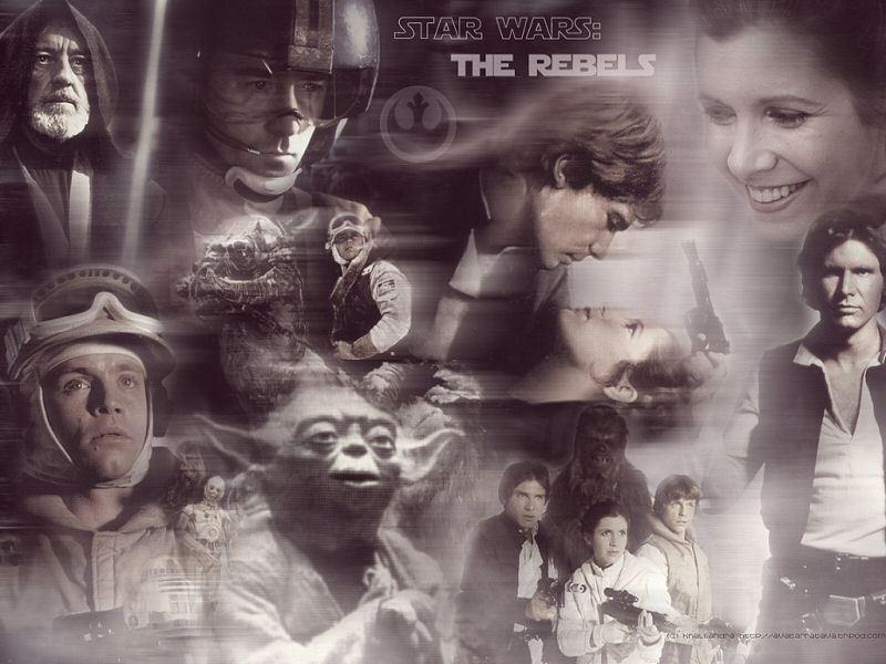 Star Wars Wallpaper. Star Wars wallpaper - Star