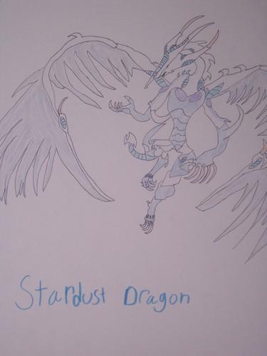 Stardust Doodle