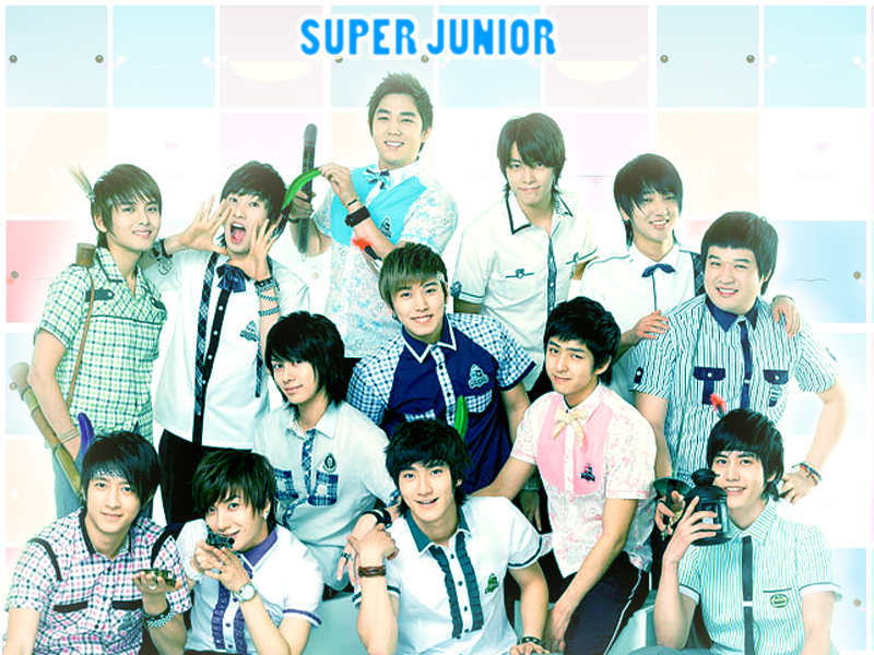Super junior ~~  Super Junior Wallpaper 10630048  Fanpop
